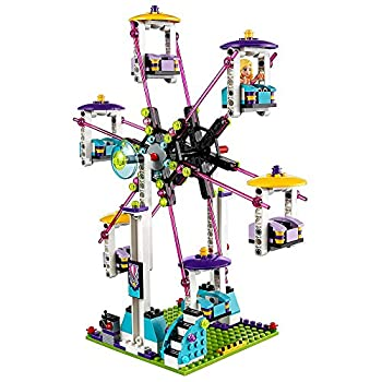 Lego 41130 Friends Amusement Park Roller Coaster 2