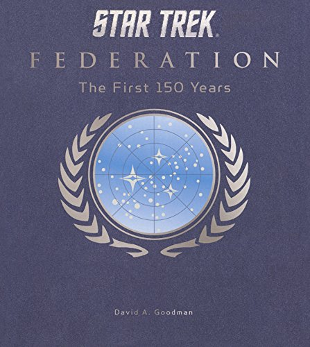 Star Trek Federation por David A. Goodman