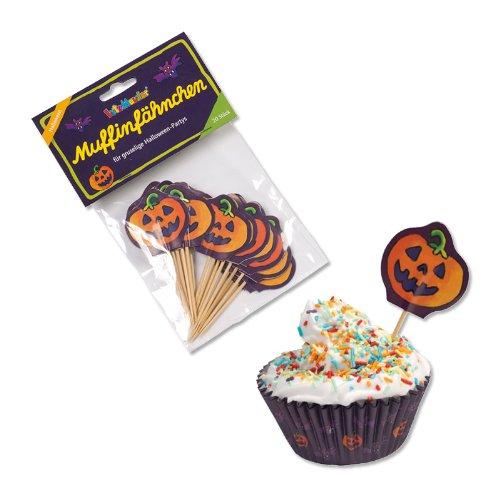 20 Muffinfähnchen * Halloween * von Lutz Mauder // (Halloween Spaß Kinder Muffins)
