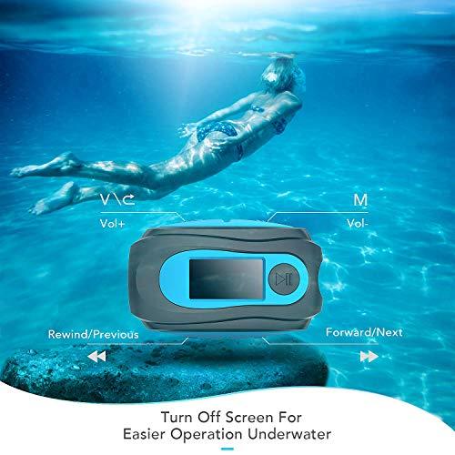 Zoom IMG-2 lettore mp3 subacqueo nuoto 8gb