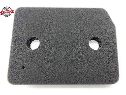 1 x Filtre pour Miele® Sèche Linge Pompe à Chaleur Filtre Mousse Filtre Éponge Taille 207x155x28mm (Remplace 9164761) (1 Filtre)