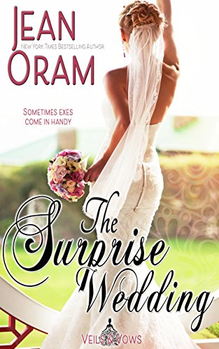 The Surprise Wedding (Veils and Vows Book 1) book cover