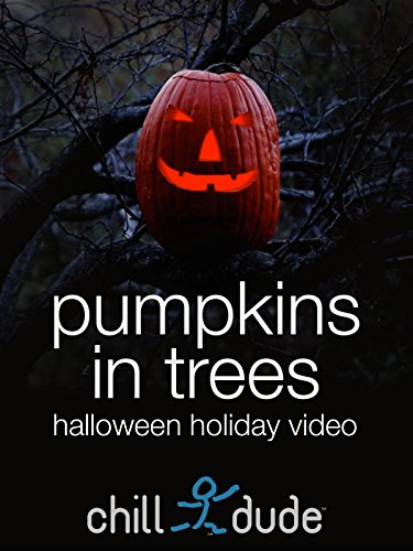 Pumpkins in Trees Halloween Holiday Video [OV] (Für Playlist Spooky Halloween)