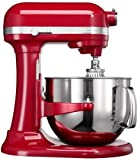 1.3 HP ARTISAN KitchenAid 6,9 l Empire Rot 5KSM7580XEER