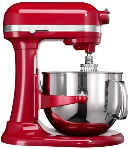 KitchenAid 5KSM7580XEER robot, 500 W, 6.9 liters, Roug