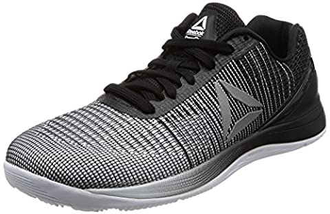 Reebok Men's Crossfit Nano 7 Fitness Shoes, Multicolour (White/Black), 10 UK 44.5 EU