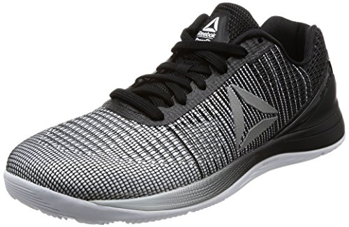 Reebok Herren CrossFit Nano 7 Fitnessschuhe, Mehrfarbig (White/Black), 42 EU (Crossfit Reeboks)