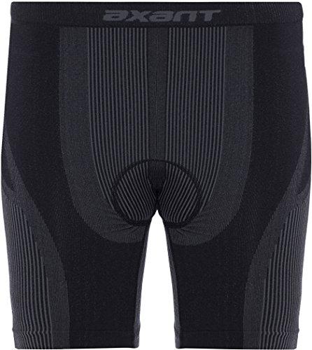 axant Seamless Bike Boxer Shorts Women black Größe S/M 2017 Fahrrad Unterwäsche (Boxer Shorts Bike)