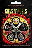 GUNS N' ROSES PLEKTRUMSET GUITAR PICK SET #2 LOGO