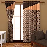 Ab home decor Polyester Window Curtains ...