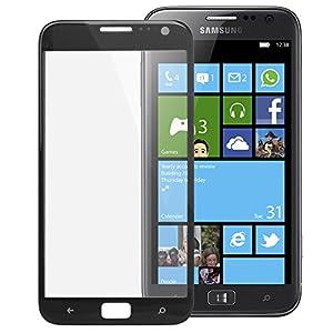 Displayglas Glas Scheibe Touch Samsung Galaxy Ativ S Schwarz Frontglas