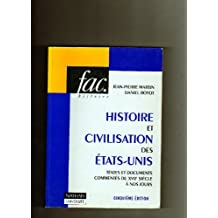 Histoire et Civilisation des États-Unis
