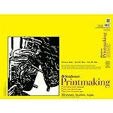"Strathmore Printmaking Paper Pad 18""""X24""""-30 Sheets"
