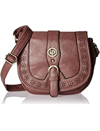 Lino Perros Women's Handbag (Purple)