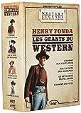 Henry Fonda : L'homme Aux Colts D'or + Sur La Piste Des Mohawks + Le Retour De Frank James + L'homme En Fuite