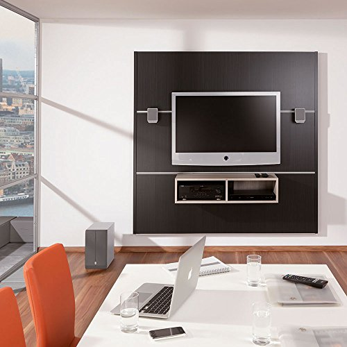 Cinewall TV-Wand KOMPLETT-SET XL – 1921 x 1926 mm im Dekor Candela Magic - 2
