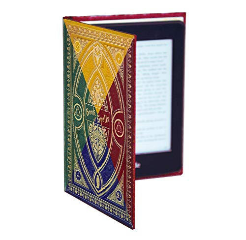 Harry Potter Hogwarts Mottoparty Kindle Paperwhite, gebundenen Buch