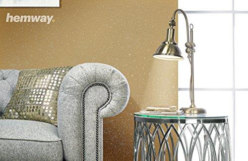 Pareti Grigie Con Glitter : Hemway smalto trasparente grigio olografico con glitter per