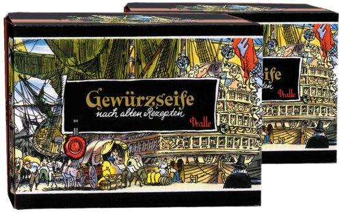 Garnier Gewürzseife, feste Seife, für sanfte Reinigung, mit aromatischem Gewürzduft, 5er Pack (5 x 125 g) -