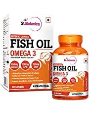 StBotanica Fish Oil Advanced 1000mg Double Strength 650mg O