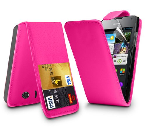 zonewirer-huawei-ascend-y300-hot-pink-leather-flip-series-case-cover-screen-protector-with-cleaning-