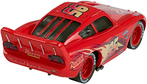 Image of Disney Cars DXV32 Cars 3 Lightning McQueen Vehicle