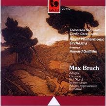 Bruch: Kol Nidrei Op47; In Memoriam, adagio Op65