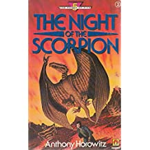 The Night of the Scorpion (A Magnet book)
