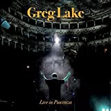 Greg Lake: Live in Piacenza (Lim.ed.) [Vinyl LP] (Vinyl)