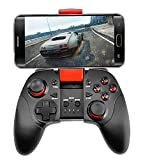 #8: Amigo 7 IN 1 (STK 7004) Gamepad with Built-in Lithium Battery for Android Smart phone, Android tablet, Android TV box, Android TV, iPhone, iPad and PC.