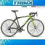 Bici da corsa Trinx Tempo 1.0700C 28,21marce, Shimano–da uomo, 560mm