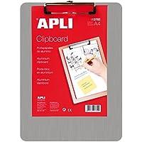 APLI 13782 - Clipboard aluminio A4