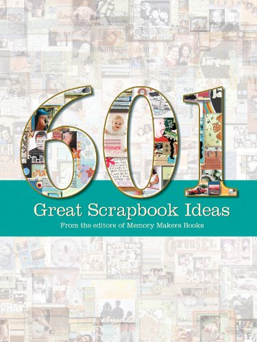 601 Great Scrapbook Ideas (English Edition) -