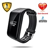 Best Exercise Watches - Fitness Tracker, Fitbeast Heart Rate Monitor Tracker Smart Review