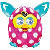 Boom Furby Lunares [habla inglés, no compatible con app española]