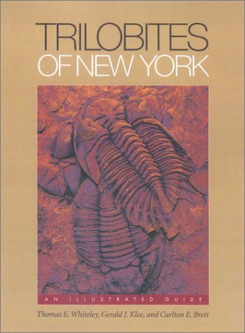 Trilobites of New York: An Illustrated Guide (Comstock books) by Thomas E. Whiteley (2002-04-19)
