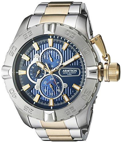 armitron-mens-quartz-stainless-steel-dress-watch-colortwo-tone-model-20-5199nvtt