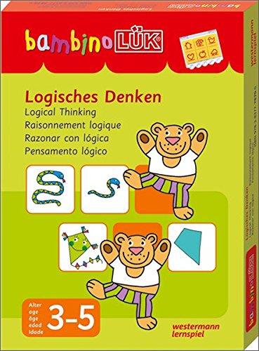 Preisvergleich Produktbild bambinoLÜK-Sets: bambinoLÜK-Set: Logisches Denken
