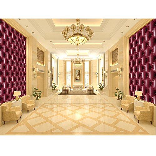 Webetop parete 3D lusso Eco-Friendly in pelle vinile martellata Wallpaper Roll 54805 decorazione soggiorno camera da letto TV sfondo 20,8