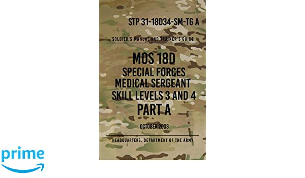 special forces medical sergeant