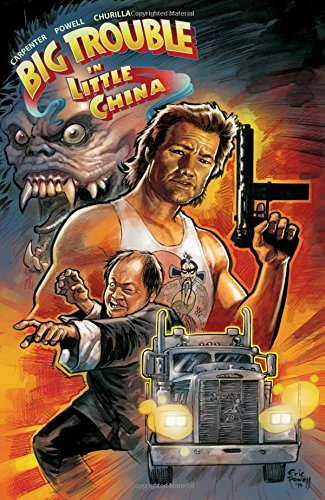 Big Trouble in Little China Volume 1