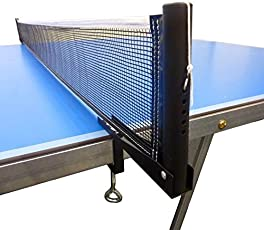 Forever Online Shopping Nylon Table Tennis Net with Adjusting Clumps (Blue)