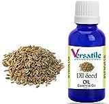 Huiles essentielles d'huile de graine d'aneth 100% huiles d'aromathérapie naturelles...
