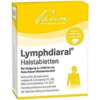 Lymphdiaral Halstabletten 40 stk preisvergleich bei billige-tabletten.eu