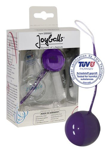 Joyballs Trend single, Violett