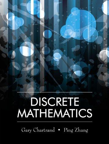 Discrete Mathematics por Gary Chartrand