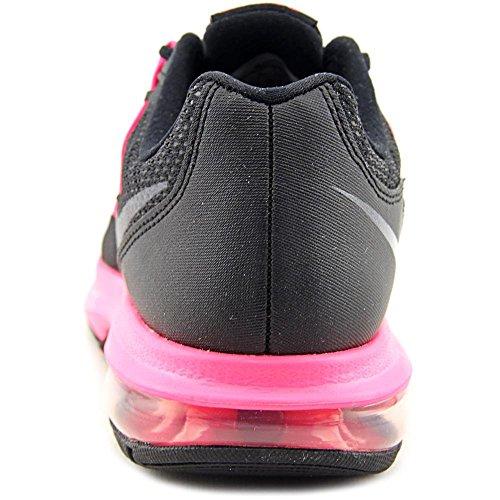 Nike Air Max Dynasty MSL Synthétique Baskets Blk-Mtlc Hmtt-Hypr Pnk-Anthrct
