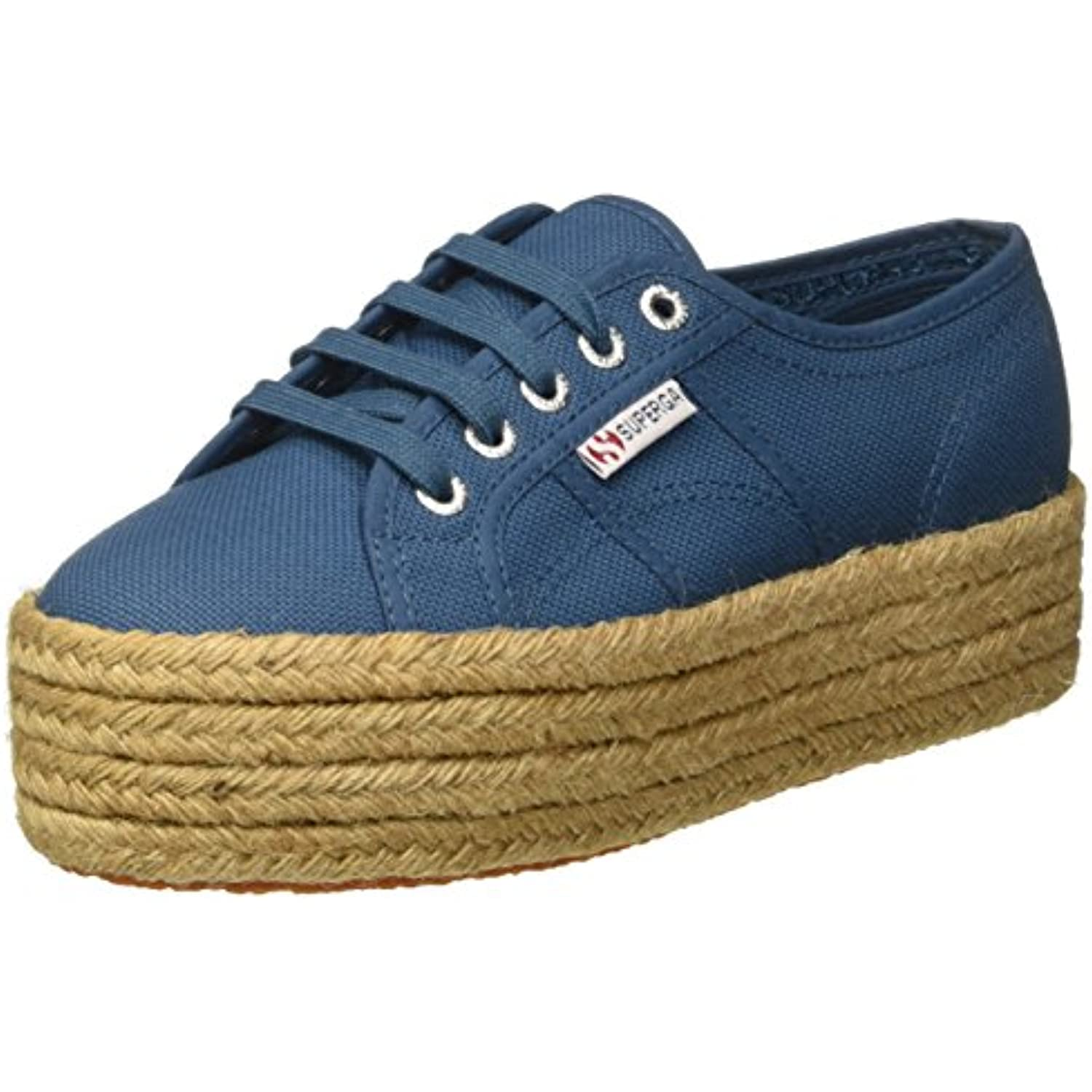 Cotropew Mixte Baskets Adulte Superga Forme De 2790 Plate 50gxfnO
