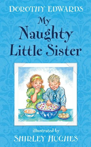 My Naughty Little Sister (English Edition)