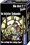 Die drei Fragezeichen-Kids (Spiele) : In letzter Sekunde (Kinderspiel)